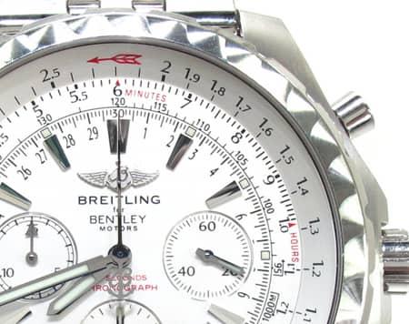 Breitling Bentley Motors T 692-A2536313 G552 Breitling