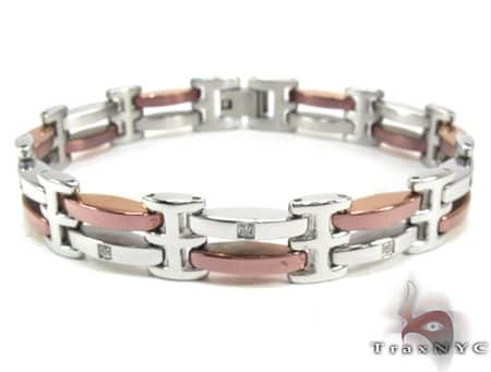 Stainless Steel Bracelet BJB20B Stainless Steel
