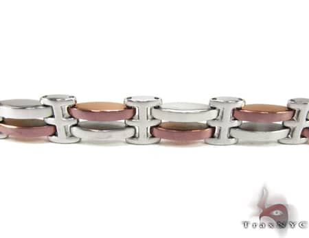 Stainless Steel Bracelet BJB20B Stainless Steel