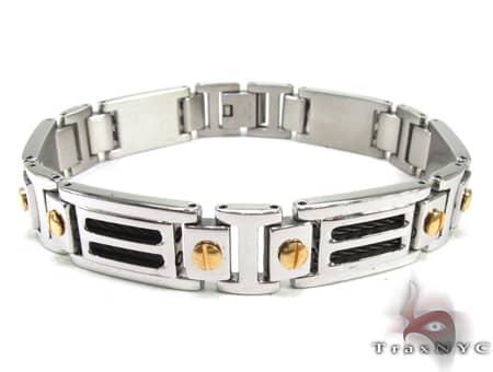 Stainless Steel Bracelet BJB35 Stainless Steel