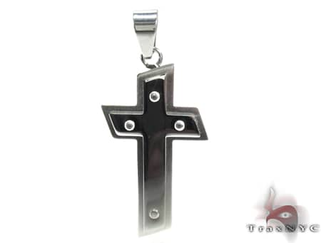 Stainless Steel Cross RP25 Stainless Steel Cross Pendants