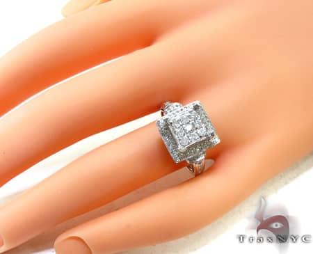Ladies Diamond Ring 19495 Anniversary/Fashion