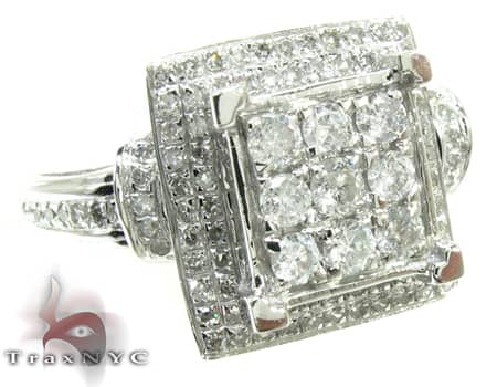 Ladies Diamond Ring 19495 Anniversary/Fashion