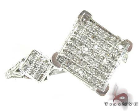 Ladies Diamond Ring 19516 Anniversary/Fashion