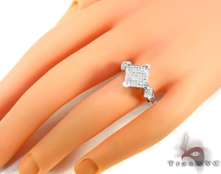Ladies Diamond Ring 19516 Anniversary/Fashion