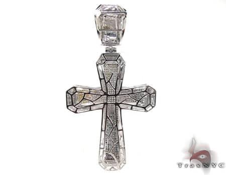 Tri Color Aristocrat Cross 2 Diamond