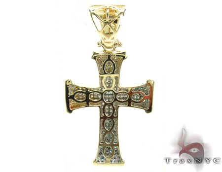 Tri Color Linnus Cross 2 Diamond