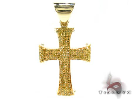Canary Linnus Cross Diamond