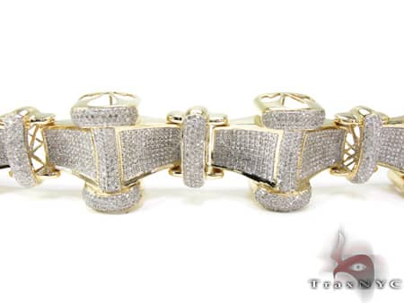 Motorcycle Bracelet 19840 Diamond