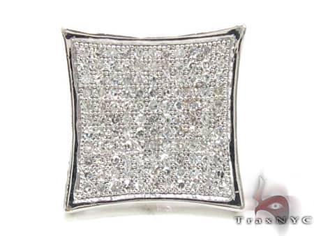 Single Diamond Earring 19841 Style