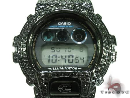 Fully Iced CZ G-Shock Casio Watch G-Shock