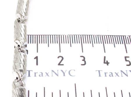 Mens Sterling Silver Bracelet 20119 Silver