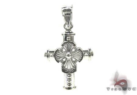 Silver Cross 20222 Mens Silver Cross
