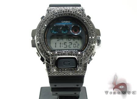 Black Diamond Casio G-Shock Watch G-Shock