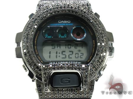 Black Diamond Casio G-Shock Watch G-Shock