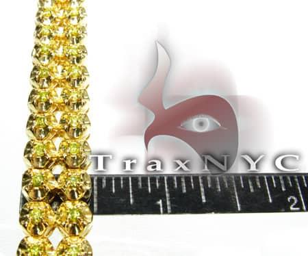 Canary 2 Row Toni Bracelet Diamond