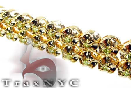 Canary 2 Row Toni Bracelet Diamond