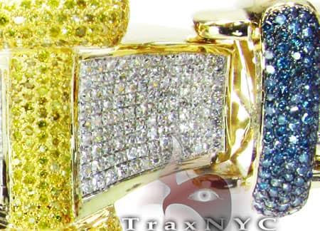 Motorcycle 2 Bracelet Diamond