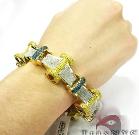 Motorcycle 2 Bracelet Diamond