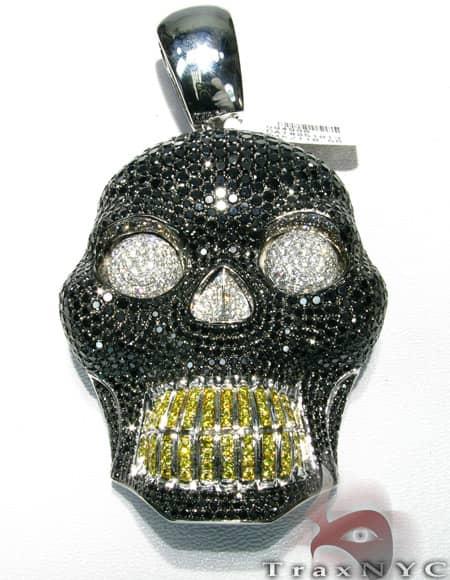 Black Skull Head XL Style