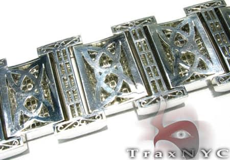 Princess Cut XXXL Bracelet Diamond