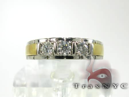 3 Stone Diamond Ring Stone