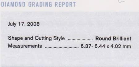 VS2 E Excellent Solitaire Loose Round Cut Loose-Diamonds