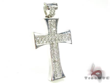 Biker Cross Diamond