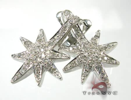 Star Earrings Diamond Earrings For Women