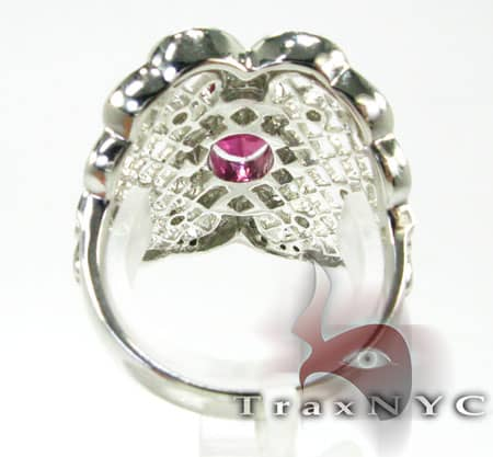 White Butterfly Ring Anniversary/Fashion