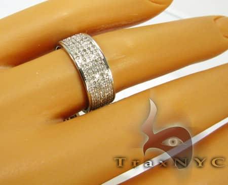 5 Row Ring Stone