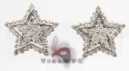 Starstruck Earrings Mens Diamond Earrings