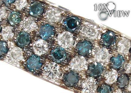 Checker Diamond Ring Stone