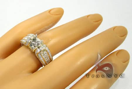 Solitaire Semi Mount Ring Engagement