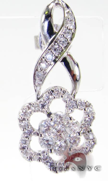 Star Earrings 3 Stone