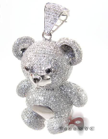 Diamond Teddy Bear Stone