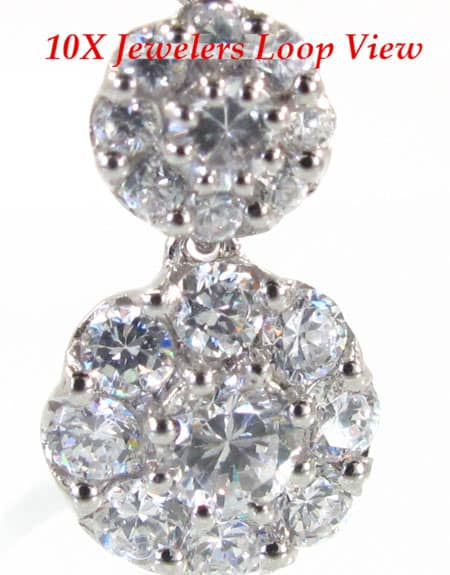 Caribbean Earrings Stone