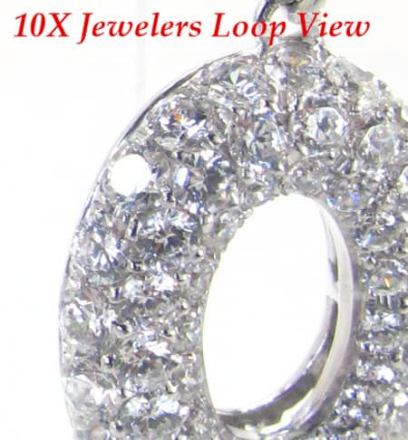 Loop Earrings Stone