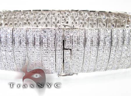 Junior Presidential Bracelet Diamond