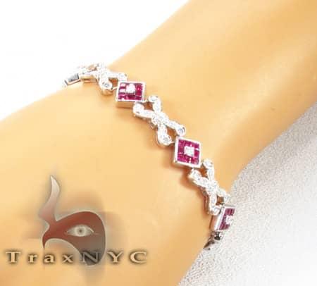 مدل دستبند نگین دار 2013