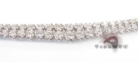 Eventi Diamond 2 Row Necklace Diamond