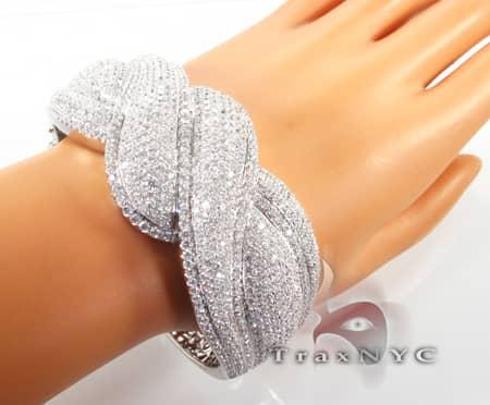 Aura Bracelet Diamond