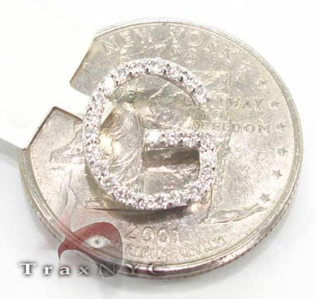 Frozen G Pendant 2 Metal