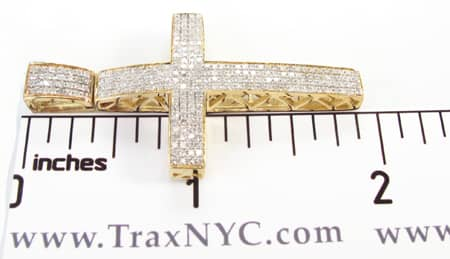 YG Dub Cross Diamond