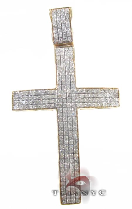 YG Dub Cross Diamond
