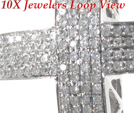 TX Cross Diamond