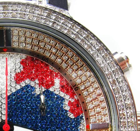 Hip Hop Jewelry - Joe Rodeo Hip Hop Master Watch JJM6 Joe Rodeo