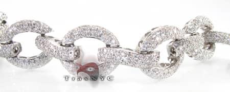 Link Bracelet Diamond