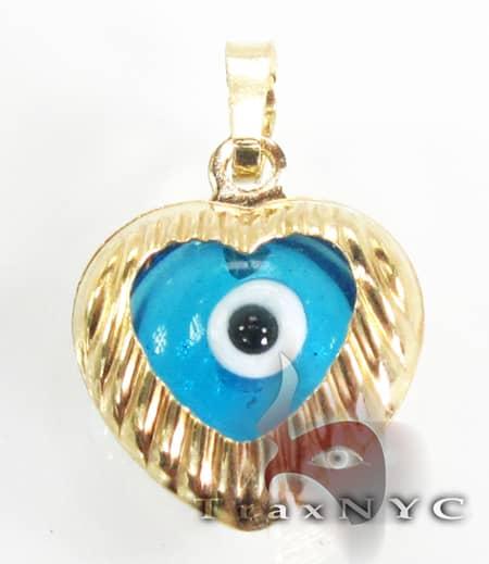 Evil Eye Charm Metal