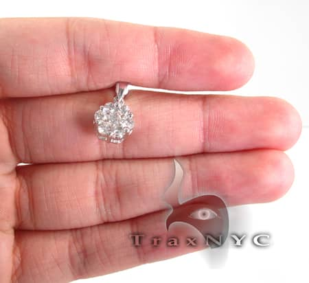 Round Brilliance Charm 2 Stone